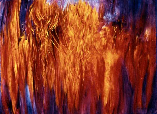 "image of ""Dancing with the flame"